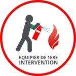 Équipier de Première Intervention,  Évacuation Incendie, Manipulation des extincteurs